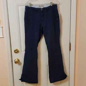 Aeropostale size 11/12 dark blue pants